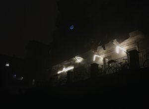 Scolpire la notte
